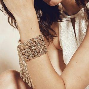 Kendra Scott Ivy Fringe bracelet in Gold